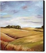 Dream Land Canvas Print by Paula Marsh