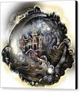 Dreamhouse Canvas Print