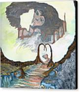 Dreamland Canvas Print by Angela Pelfrey