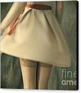 Dress Twirl Canvas Print by Craig B