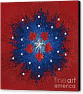Dual Citizenship 2 Canvas Print by First Star Art
