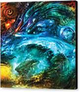 Dulcior Nocens Somnium Canvas Print