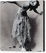 Duncan, Isadora 1878-1927. � Canvas Print