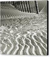 Dune Patterns II Canvas Print