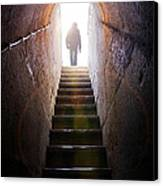 Dungeon Exit Canvas Print