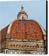 Duomo Canvas Print by Luis Alvarenga