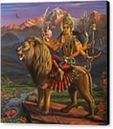 Durga Ma Canvas Print