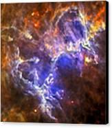 Eagle Nebula Canvas Print by Adam Romanowicz