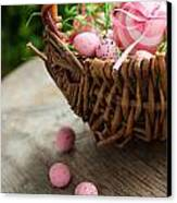 Easter Concept Canvas Print by Mythja  Photography