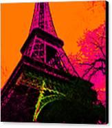 Eiffel 20130115v1 Canvas Print