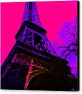 Eiffel 20130115v3 Canvas Print