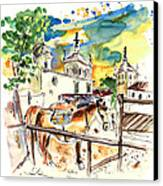 El Rocio 02 Canvas Print