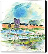 El Rocio 08 Canvas Print