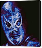 El Santo The Masked Wrestler 20130218m168 Canvas Print