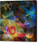 Elements II - Emergence Canvas Print by Bryan Dechter