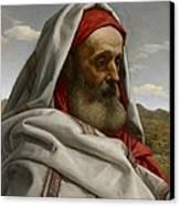 Eliezer Of Damascus Canvas Print