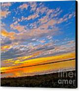 Emergence Canvas Print by Q's House of Art ArtandFinePhotography