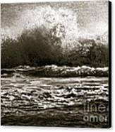 Endings Canvas Print by Q's House of Art ArtandFinePhotography