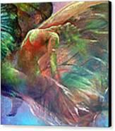 Ephemeral Life Canvas Print by Karina Llergo