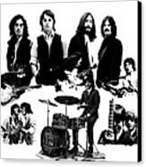 Epic The Beatles Canvas Print