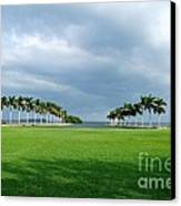 Estate Lawn Canvas Print by Andres LaBrada