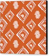 Ethnic Window Canvas Print by Susan Claire