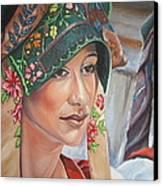 Ethnicity Canvas Print by Andrei Attila Mezei