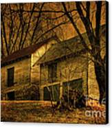 Evening Twilight Fades Away Canvas Print by Lois Bryan