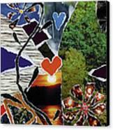 Everyone Love's Their Nature Canvas Print