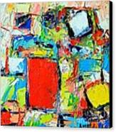 Excess Instinct Canvas Print