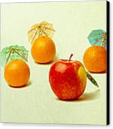 Exotic Fruit Canvas Print by Alexander Senin