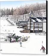 Experience Hidden Valley Canvas Print