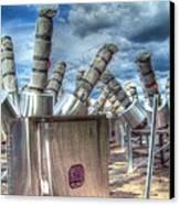 Exterminate - Exterminate Canvas Print by MJ Olsen