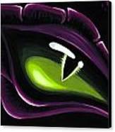 Eye Of Ena Canvas Print