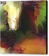Eygirunne Canvas Print
