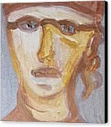 Face Five Canvas Print