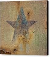 Faded Glory Canvas Print