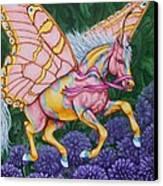 Faery Horse Hope Canvas Print