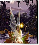 Fairy Princess Canvas Print by Garry Walton