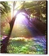 Fairyland Sunset Canvas Print