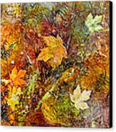 Fall Canvas Print by Katie Black