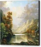 Fall Serene Canvas Print