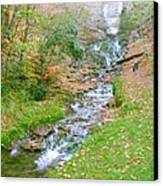 Fall Springs Canvas Print