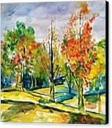 Fall2014-17 Canvas Print