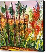 Fall2014-3 Canvas Print by Vladimir Kezerashvili