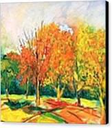 Fall2014-6 Canvas Print