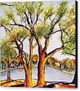 Fall2014-7 Canvas Print by Vladimir Kezerashvili