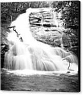 Falls Branch Falls Canvas Print
