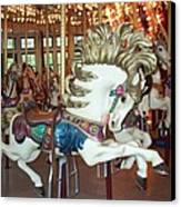 Fancy Flashy Pony -ri Canvas Print