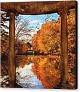 Fantasy - Paradise Waits Canvas Print